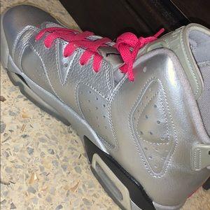 Retro 6 Jordan's